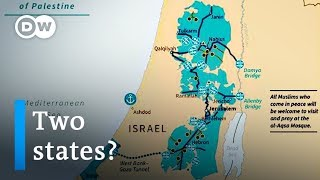 Israel? Palestine? Trump's Mideast peace plan explained | DW News US President Trump has unveiled his long-awaited peace plan for the Middle East, alongside Israeli Prime Minister Benjamin Netanyahu. Under the proposal ..., From YouTubeVideos