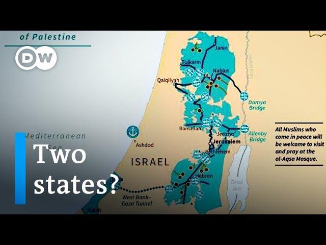 Israel? Palestine? Trump's Mideast peace plan explained