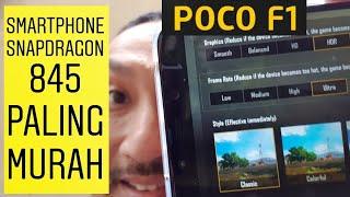 Review Smartphone Snapdragon 845 Paling Murah dan Kencang: Pocophone Poco F1