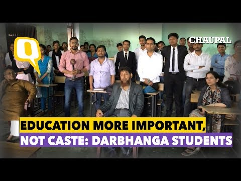 Education Most Important in Bihar, Not Religion or Caste: Darbhanga Students | The Quint