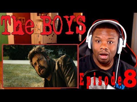The Boys Episode 8 Reaction & Review