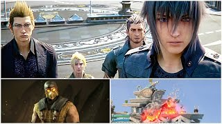 Игровые новости недели - Final Fantasy XV, Mortal Kombat XL, Worms W.M.D