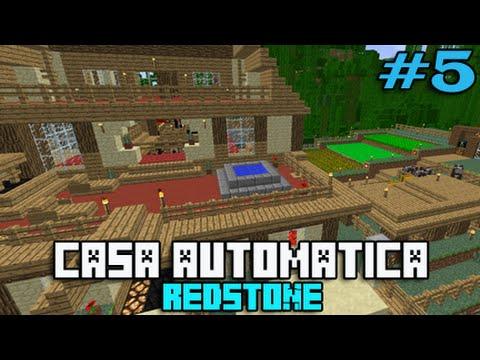 Minecraft Casa Autom Tica Redstone 5 Descargar Youtube