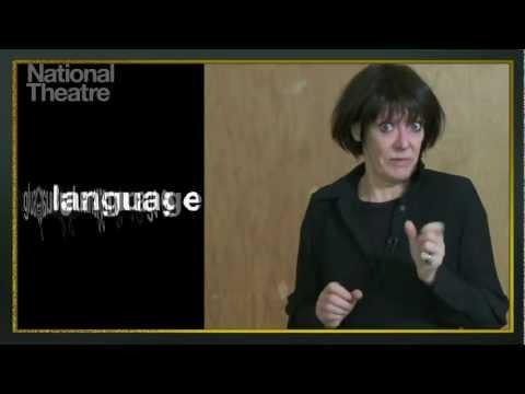 Commedia Dell'Arte: Language
