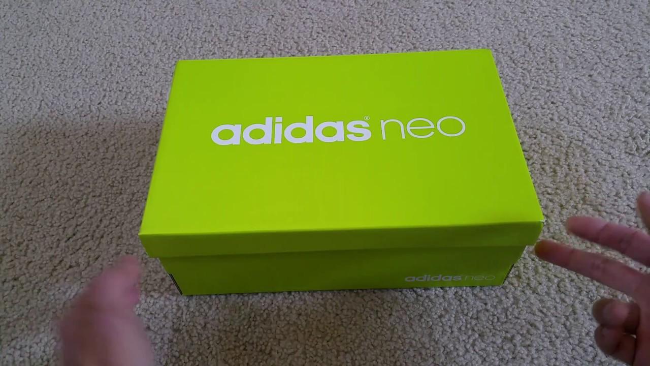 Unboxing donne nuove adidas neo donne donne Unboxing ragazze scarpe scarpe calci e7fbae