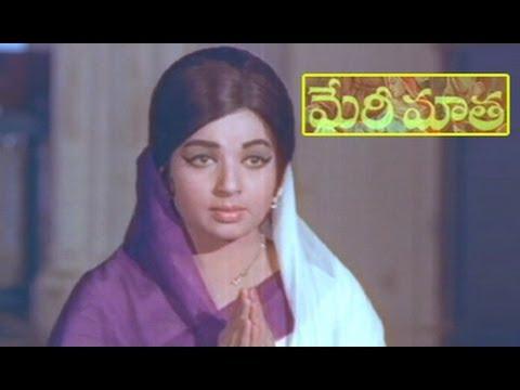 Mary Matha Full Length Movie | Prem Nazir, Venniradai Nirmala | K. Thangappan | TVNXT Telugu