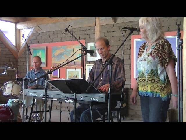 Crazy Love by Van Morrison Cover by Rog Bates Live at Anasazi Fields Winery