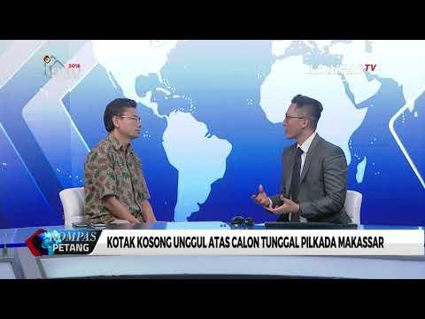 Saat Kotak Kosong Unggul Atas Calon Tunggal Pilkada Makassar