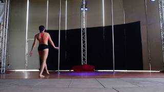 1st Place Winner of Epic Pole Dance Competition Natalie Haskell !!