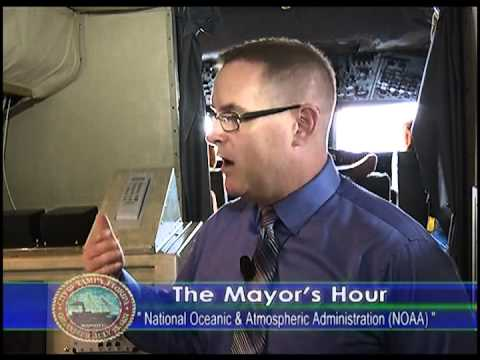 The Mayor's Hour - National Oceanic and Atmospheric Administration (NOAA)