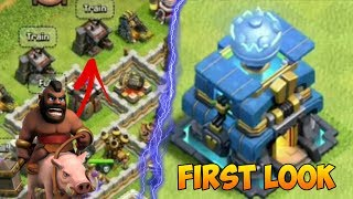 NEW TROOP CONFIRMED! NEW GIGA TESLA FIRST LOOK IN Clash Of Clans!