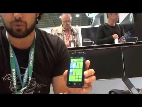 Archos 40 Cesium Windows Phone 8.1 Anteprima IFA 2014 HDblog.it