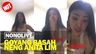 Goyang Basah bareng Neng Anita Lim