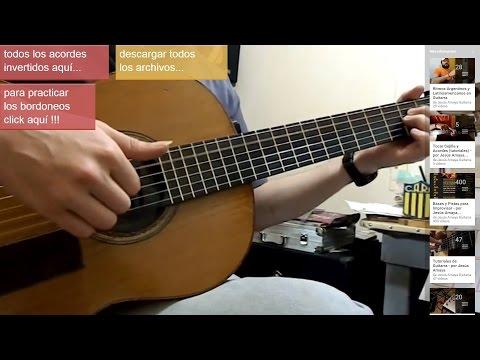 Tocar Bolero en Guitarra (tutorial) Jesús Amaya...