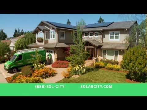 SolarCity TV Ad - Turn Sunshine Into Savings