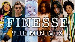 Baixar FINESSE (REMIX) | The Minimix ft. Ariana Grande, Camila Cabello, The Chainsmokers, Zara Larsson