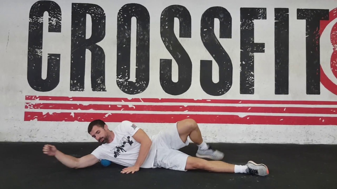 Overhead Mobility Soft Tissue
