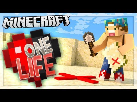 FOLLOWING THE TREASURE MAP! | One Life SMP #41