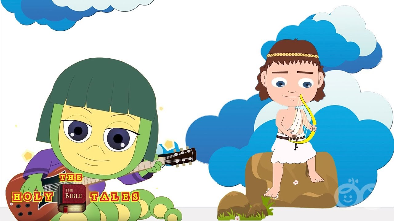 little david i bible rhymes collection i bible songs for children