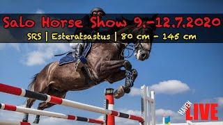 🔴 LIVE | LA | Salo Horse Show | 9.-12.7.2020