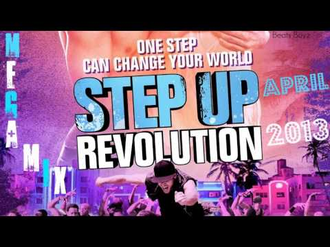 Step Up 4 ''SoundTrack MegaMix'' (April 2013)