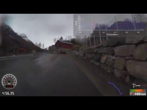 Scott E SUB Sport  Fardal - Raunehaug Bosch Performance