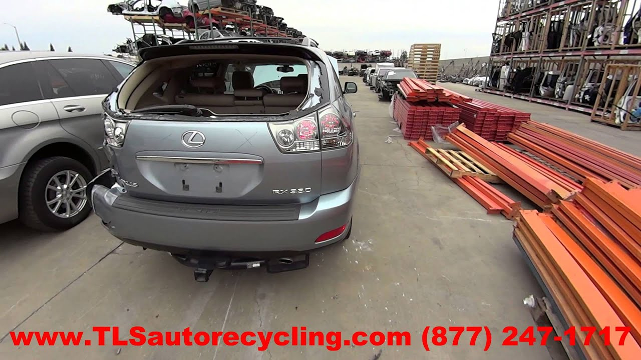 2005 Lexus RX330 Parts For Sale 1 Year Warranty