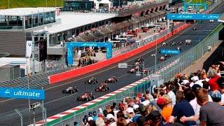 FIA F3 European Championship 2016 Round 4, Spielberg - Weekend Highlights