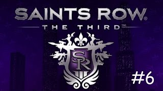 THE BIG NAKED GUY|Saint Row the Third episode 6