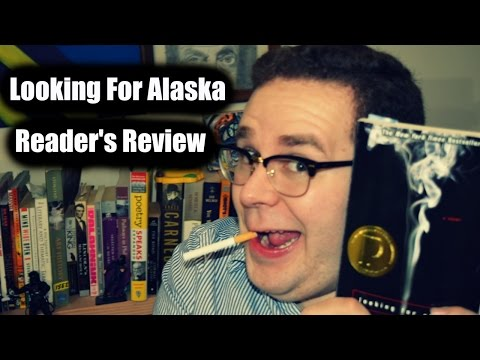 Review - Looking For Alaska (John Green) - Stripped Cover Lit Reader's Review