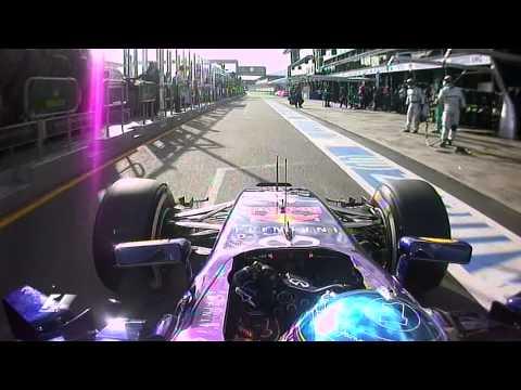 2014 FORMULA 1 ROLEX AUSTRALIAN GRAND PRIX - Race Highlights