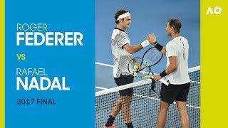 AO Classics: Roger Federer v Rafael Nadal (2017 F)