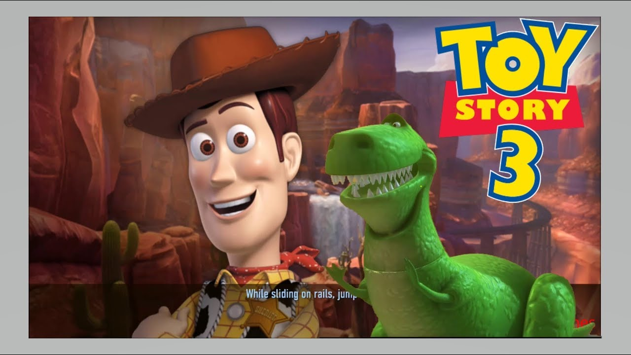 Woody Toy Story 3 Games : Toy story movie game woody battles evil porkchop on