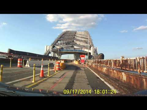 Bayonne Bridge Update