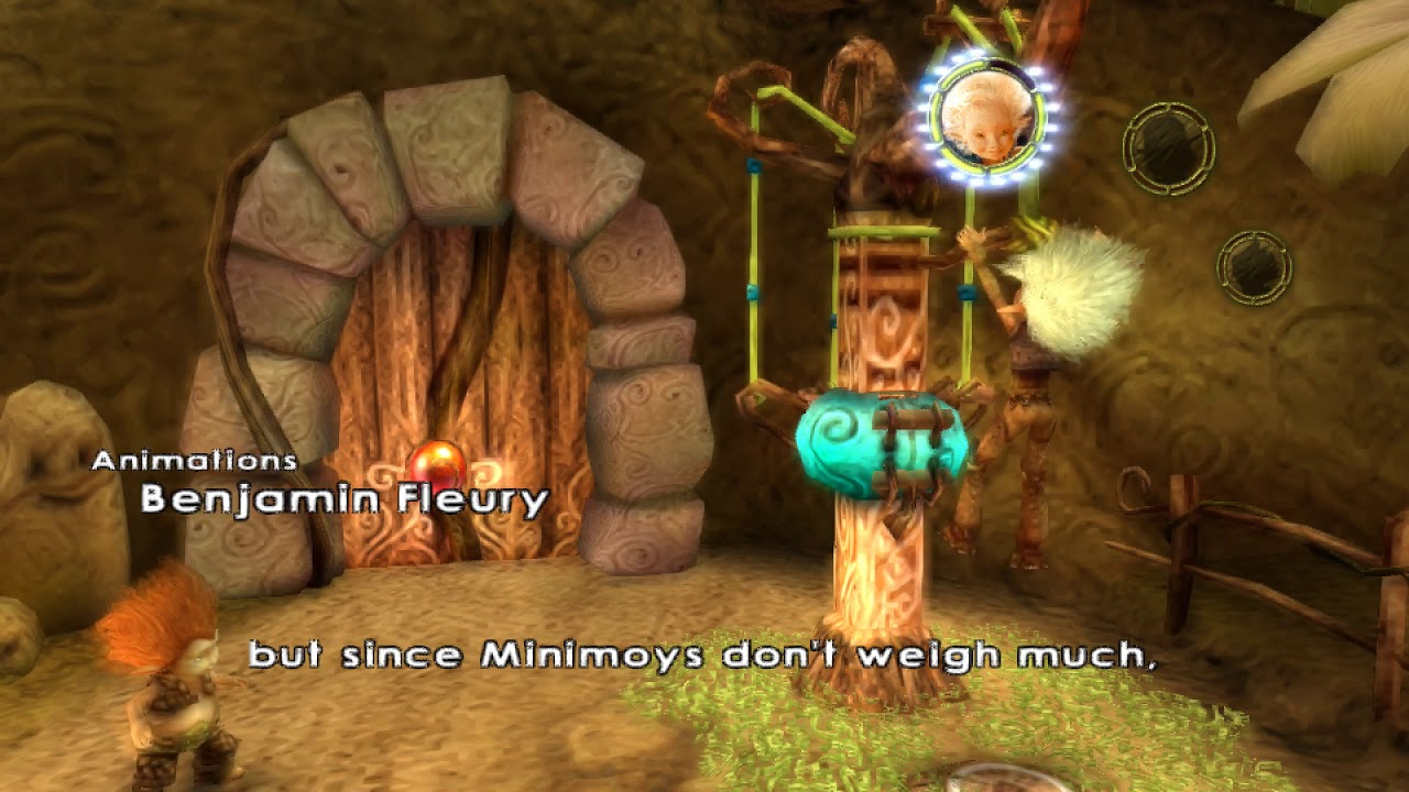 Sony Psp Ppsspp Arthur And The Minimoys Eng Full Hd Youtube