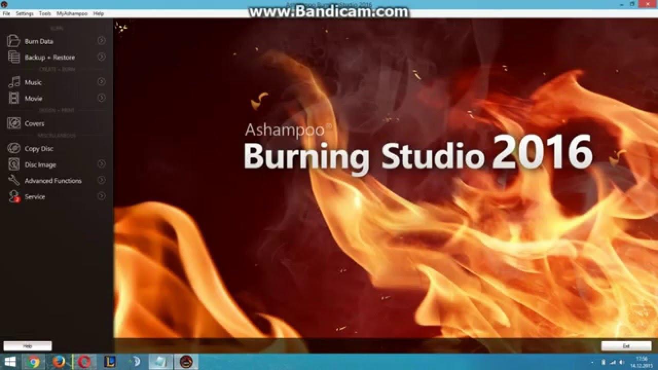 ashampoo burning 9 free download