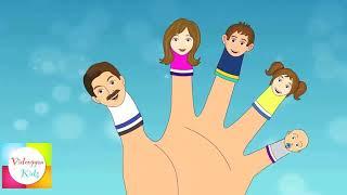 7 Finger Family - Children Music