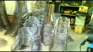 Офисные кресла на металлокаркасе.(, 2013-10-23T19:20:06.000Z)