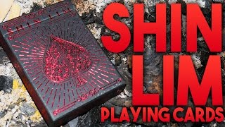 Deck Review -  Shin Lim Playing Cards [HD-4K]