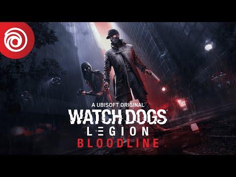 Watch Dogs: Legion - Наследие - трейлер анонса