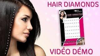 Bijoux pour cheveux video