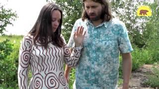В гостях на родовом поместье Ольги и Виталия