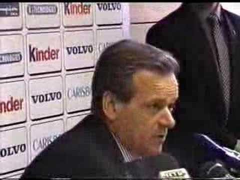 Marco Madrigali esonera Ettore Messina