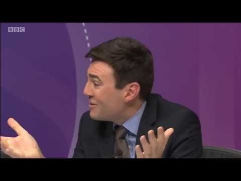 Labour's Andy Burnham: Let's Send Nigel Farage Back To France!