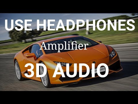 Amplifier | 3D Audio Song | Bass Boosted | Imran Khan | Punjabi song | Virtual 3D Audio | HQ