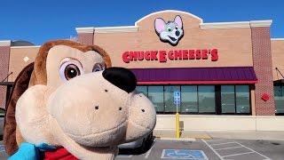 Chuck E Cheese Jasper T Jowls PLUSH DOLL Surprise TOYS