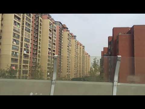 Wuxi China Metro:  Yanqiao Station to Xi Bei Canal Station