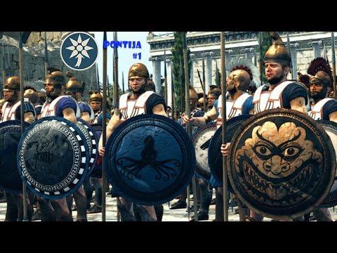 Total War - Rome II Emperor Edition-PRVA BITKA PRVA POBEDA!-serbian gameplay (PIAPGamers)