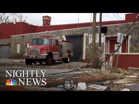 Caribbean Islands Devastated By Irma Struggle To Rebuild | NBC Nightly News