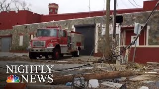 Caribbean Islands Devastated By Irma Struggle To Rebuild   NBC Nightly News